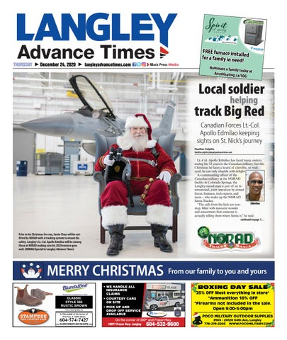 Langley Times, December 24, 2020
