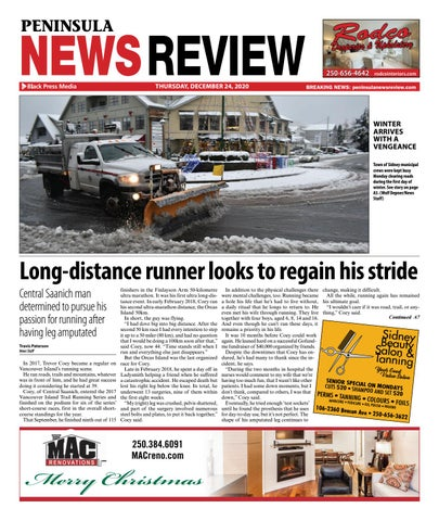 Peninsula News Review, December 24, 2020