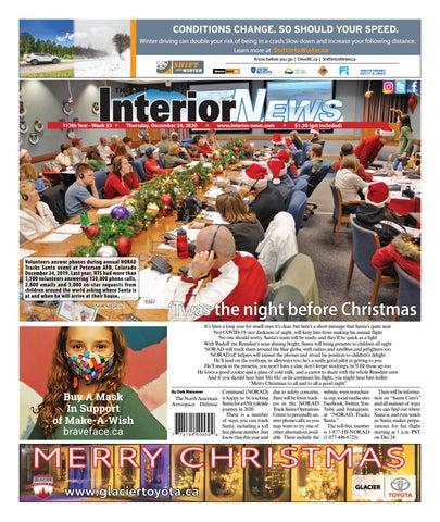 Smithers Interior News, December 24, 2020