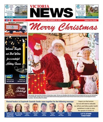 Victoria News, December 24, 2020