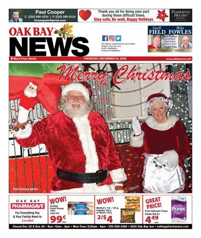 Oak Bay News, December 24, 2020