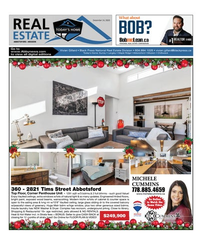 December 25, 2020 Real Estate Weekly - Abbotsford
