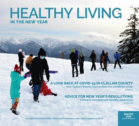Healthy Living Winter 2020