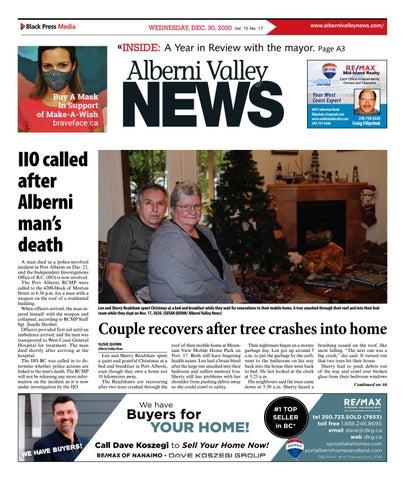 Alberni Valley News, December 30, 2020