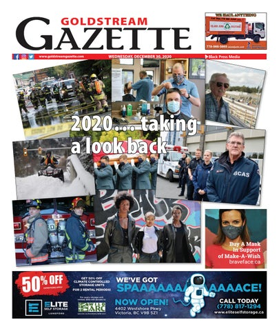 Goldstream News Gazette, December 30, 2020
