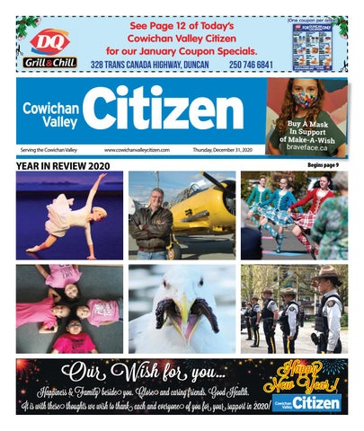 Cowichan Valley Citizen, December 31, 2020