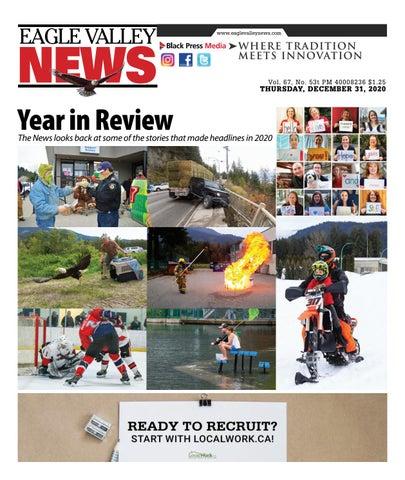 Eagle Valley News, December 31, 2020