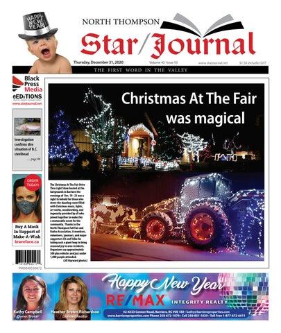 Barriere Star Journal, December 31, 2020