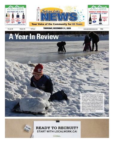 Sylvan Lake News, December 31, 2020
