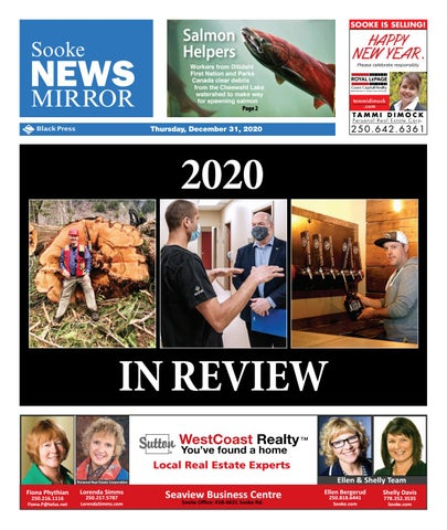 Sooke News Mirror, December 31, 2020