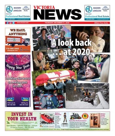 Victoria News, December 31, 2020
