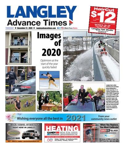 Langley Times, December 31, 2020
