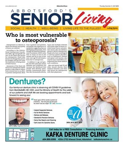 Senior Living December 2020