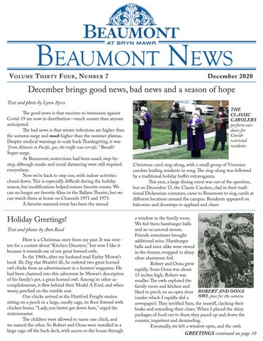 Beaumont News December 2020