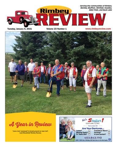 Rimbey Review, January 5, 2021