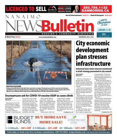 Nanaimo News Bulletin, January 6, 2021