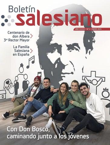 Boletín Salesiano, enero de 2021