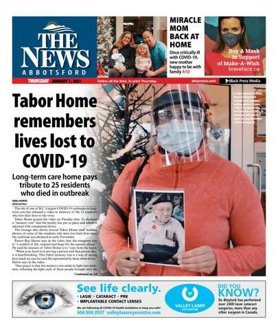 Abbotsford News, January 7, 2021