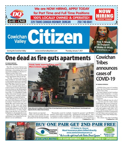 Cowichan Valley Citizen, January 7, 2021