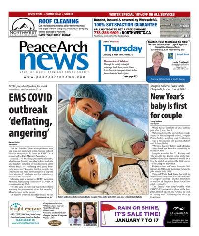 Peace Arch News, January 7, 2021