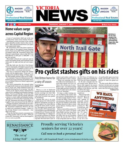 Victoria News, January 7, 2021