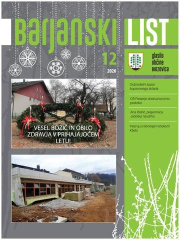 Barjanski list december 2020
