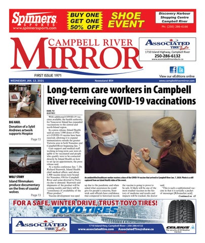 Campbell River Mirror, January 13, 2021