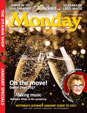 Monday Magazine January 2021