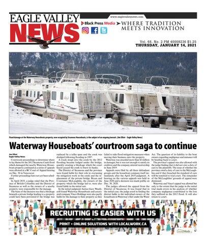 Eagle Valley News, January 14, 2021