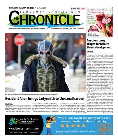 Ladysmith Chronicle, January 14, 2021