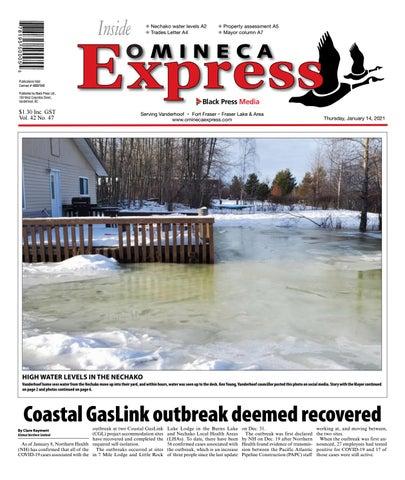 Vanderhoof Omineca Express/Stuart Nechako Advertiser, January 14, 2021