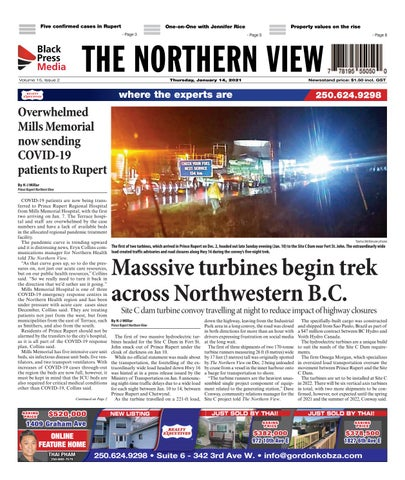 The Northern View/Northern Connector, January 14, 2021