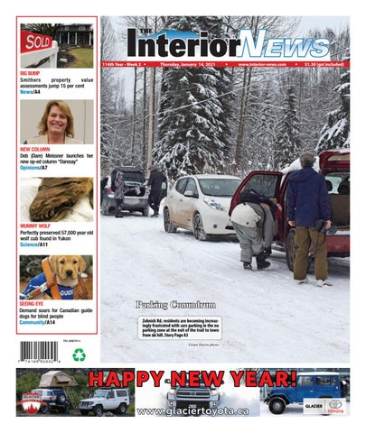 Smithers Interior News, January 14, 2021