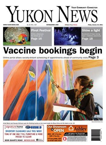 Yukon News, January 15, 2021
