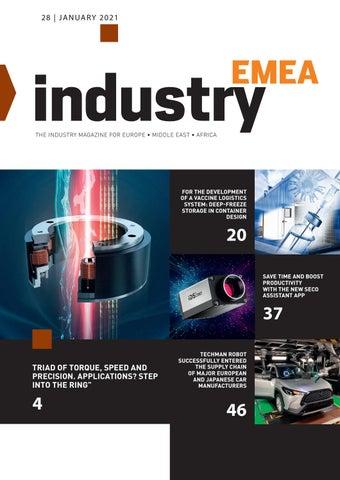Industry EMEA | 28 - January 2021