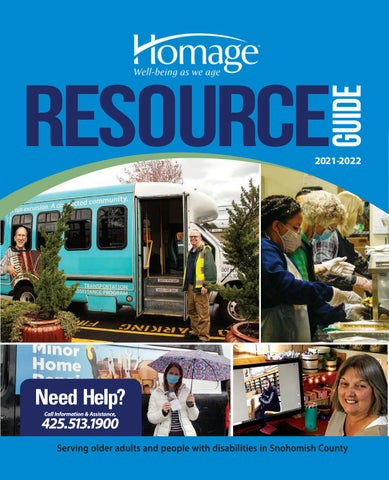 Homage Resource guide 2021-2022