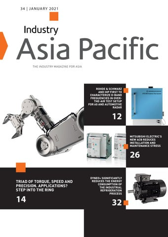 Industry Asia Pacific | 34 - January 2021