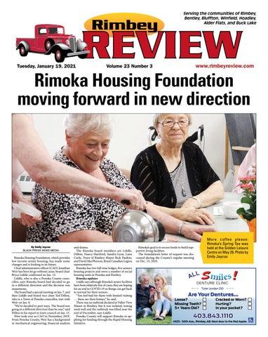 Rimbey Review, January 19, 2021