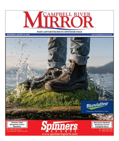 Campbell River Mirror, January 20, 2021