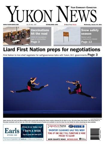 Yukon News, January 20, 2021