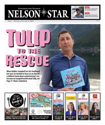 Nelson Star/West Kootenay Advertiser, January 21, 2021