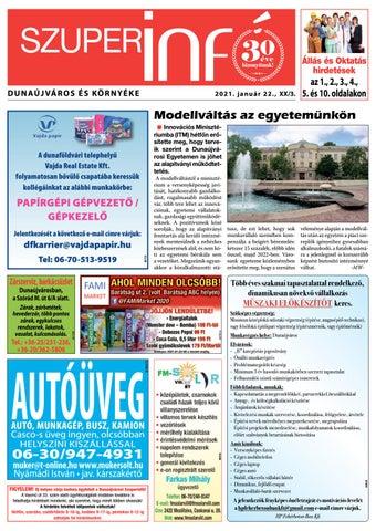 Dunaújváros_2021.01.22.