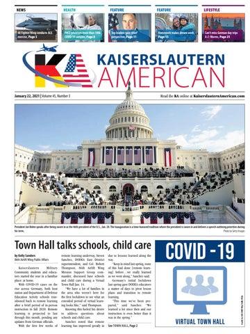 Kaiserslautern American - January 22, 2021