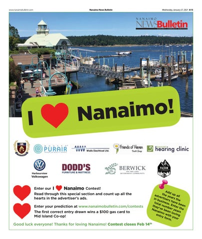 I Love Nanaimo January 27, 2021