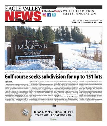 Eagle Valley News, January 28, 2021