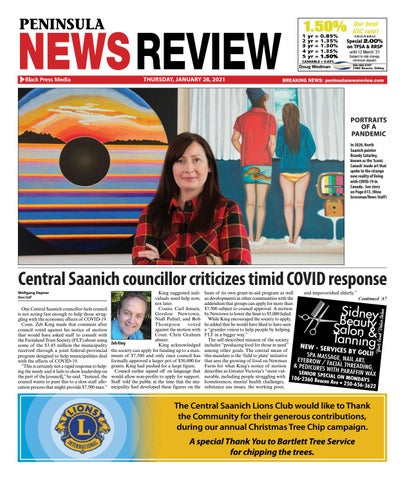 Peninsula News Review, January 28, 2021