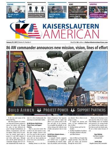 Kaiserslautern American - January 29, 2021