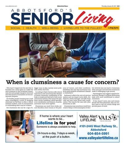 Senior Living January 2021