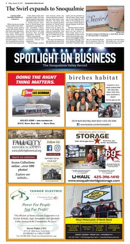 2021 Spotlight on Business