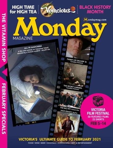 Monday Magazine, January 28, 2021